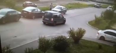4-летний ребёнок выбежал под колёса машины вЧереповце