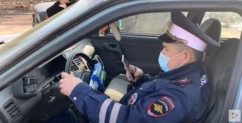 Неисправные автомобили часто выявляют инспекторы ГИБДД