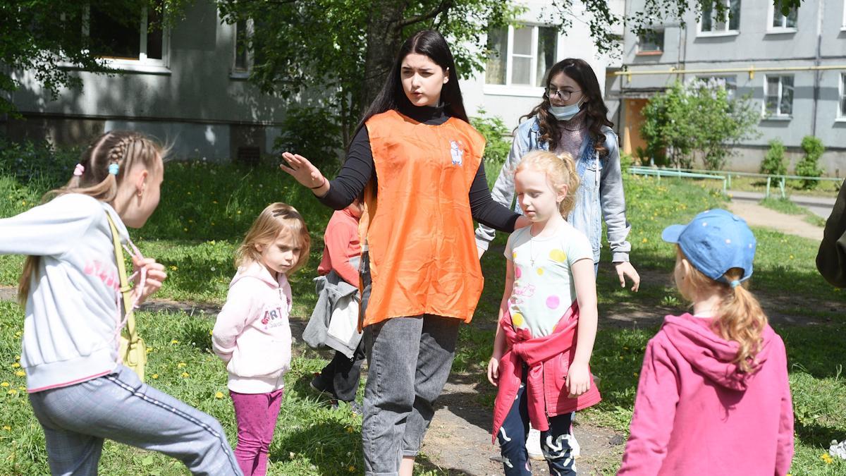 20 площадок проекта «Город детства» открылись в Вологде в Международный день защиты детей