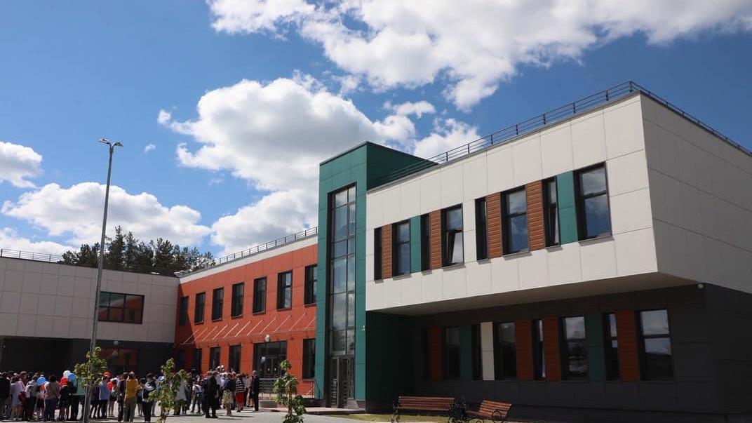Впервые за 30 лет на Вологодчине открыли детскую школу искусств, построенную «с нуля»