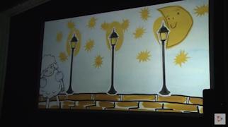 Кадр изсерии мультфильмов «Городские побасенки»