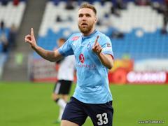 Впервые в истории воспитанник череповецкого футбола стал рекордсменом по результативности в ФНЛ. Иван Сергеев за сезон забил 40 мячей.
