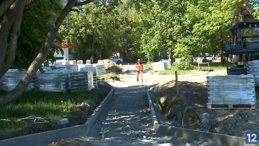 Новая экотерритория появится в Индустриальной части Череповца