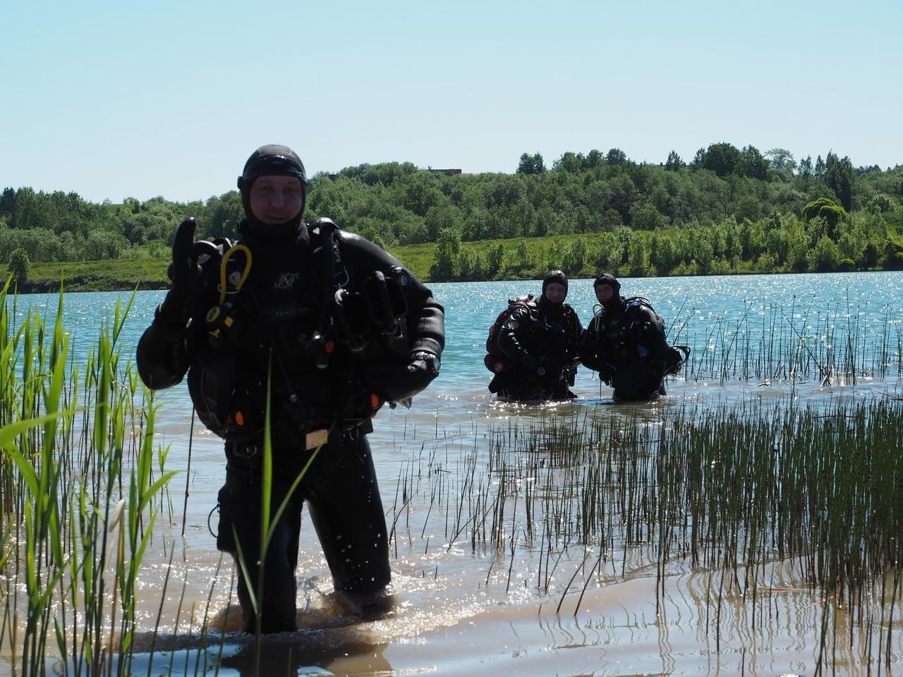 Акция «Чистый берег». Фото:ВОСВОД— Вологодская область