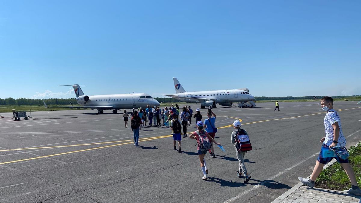 «Северсталь» впервые направит на отдых  детей сотрудников компании самолетами