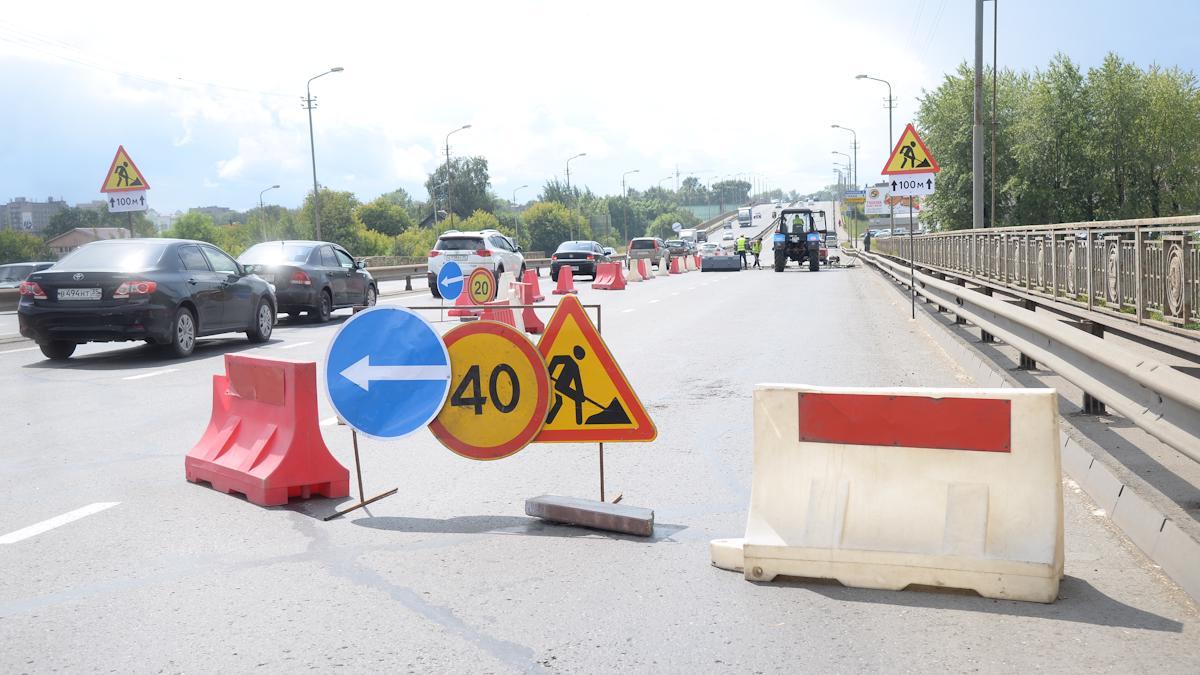 Движение на дорогах ограничат позже