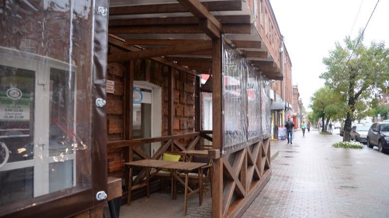 Желающих открыть летнее кафе у парка Победы не нашлось в Череповце