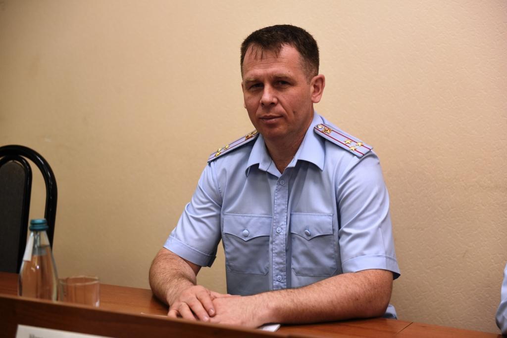 """""""К 1 сентября мы планируем вакцинировать 60 % личного состава"""", - отметил Артем Суманеев."""