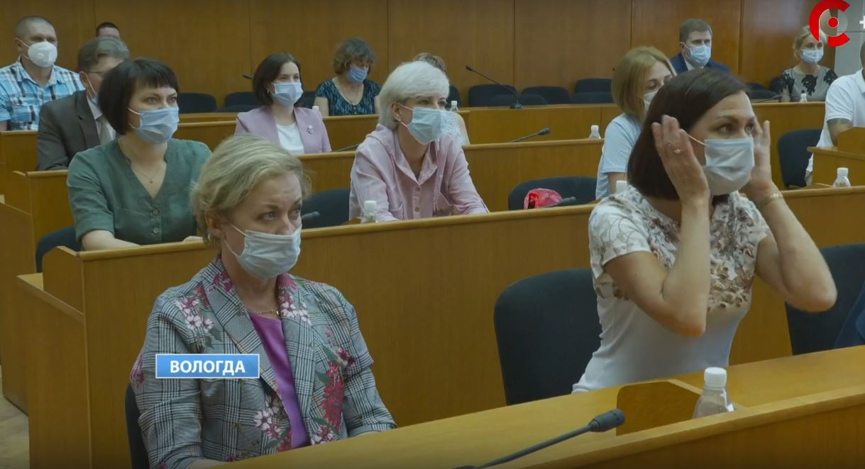 Встреча прошла в канун дня медицинского работника