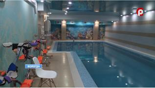 Из-за бассейна повысилась влажность и температура воздуха, а напор воды снизился
