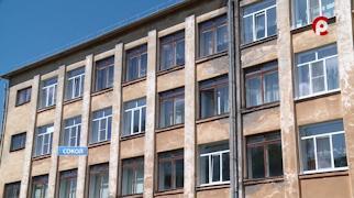 В порядок приведут фасад здания. Но сперва заменят все окна