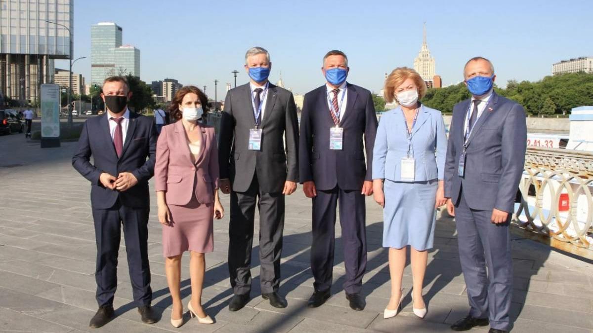 Президент России отметил серьёзное обновление списка кандидатов в Государственную Думу от «Единой России»