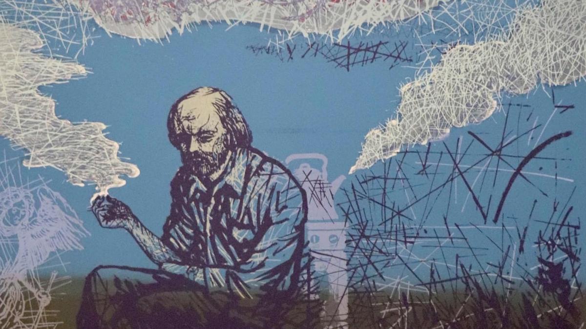 В Череповецкое музейное объединение поступили 134 работы советских графиков