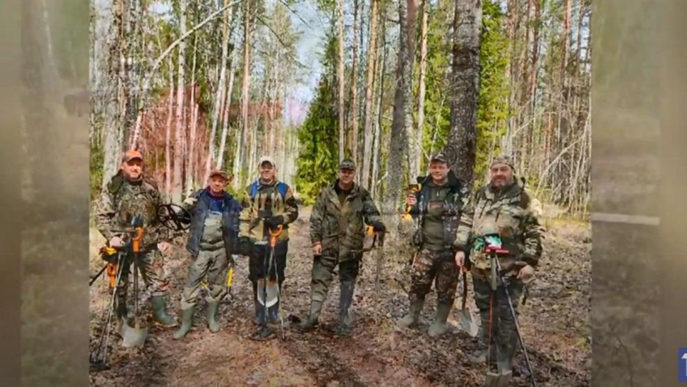 Череповецкие поисковики вернулись из экспедиции, которая прошла в Ленинградской области