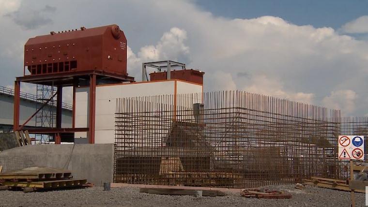 Новая котельная фанерно-мебельного комбината в Череповце уменьшит количество выбросов в атмосферу на 16,7%