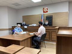 """Уголовное дело о телефонном """"террористе"""" рассмотрел городской суд"""