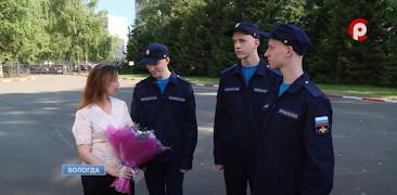 Надежда Красильникова отправляет на службу сразу троих сыновей