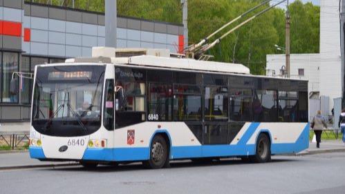 Больше 14,5 миллионов рублей выделили на закупку трех низкопольных троллейбусов в Вологде