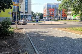 Из 9 километров улиц, запланированных на этот год, уже отремонтировано 3,5 километра