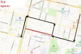 Автобусы в субботу пойдут по измененным маршрутам