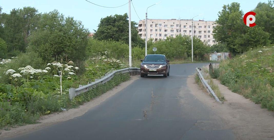 Ремонтировать путепровод через реку Шограш в этом году не будут