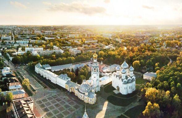 Областной столице исполнилось 874 года