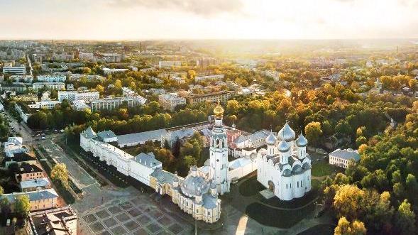 День рождения отметила Вологда в эти выходные
