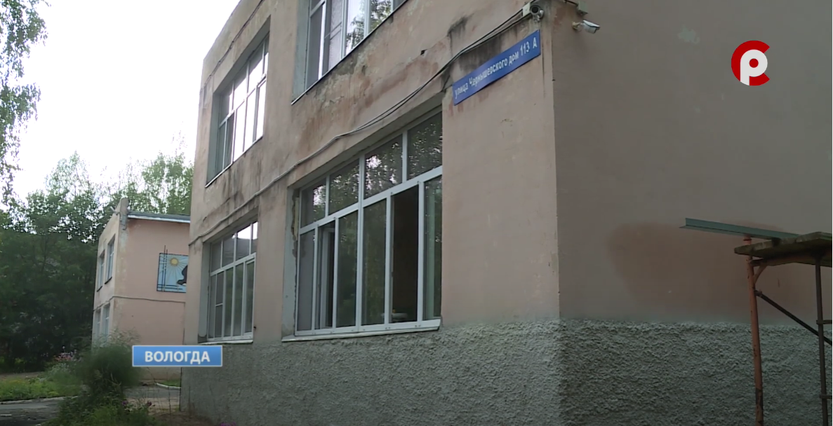 В детском саду №22 заменили все окна, инженерные сети