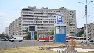 «Стакан» вернулся  на Красноармейскую