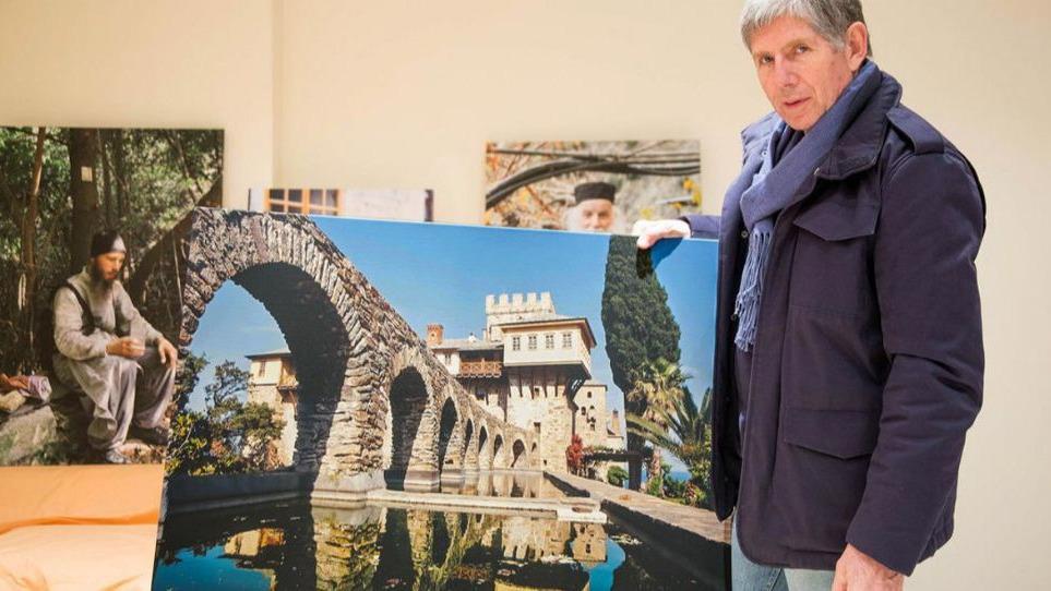 Выставка всемирно известного фотохудожника откроется в новом культурном центре