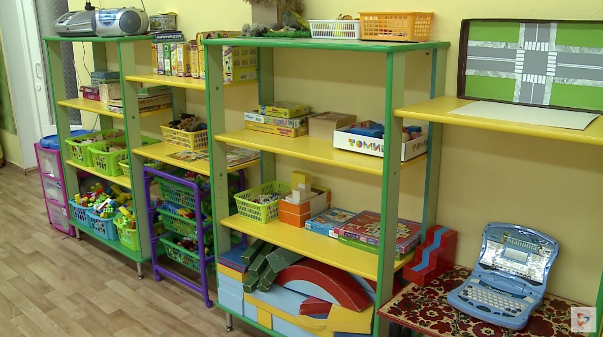 Сейчас в Вологодской области дети в возрасте от 3 до 7 лет ходят в детский сад
