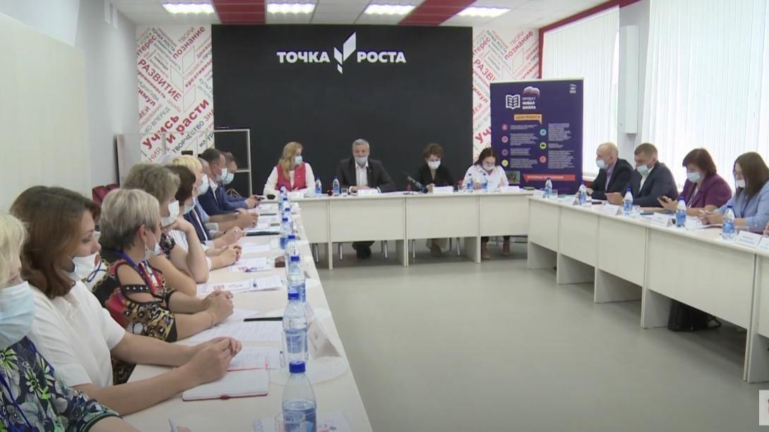 25 предложений по развитию системы образования Вологодчины выдвинули областные депутаты