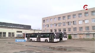 В парке ПАТП больше 80 автобусов