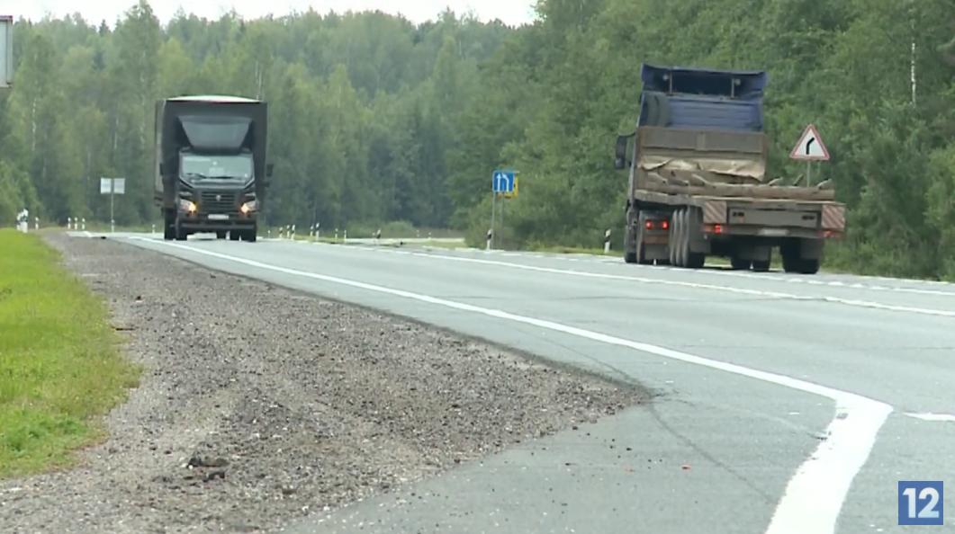 Водителей призвали соблюдать максимальную допустимую нагрузку на дорожное полотно