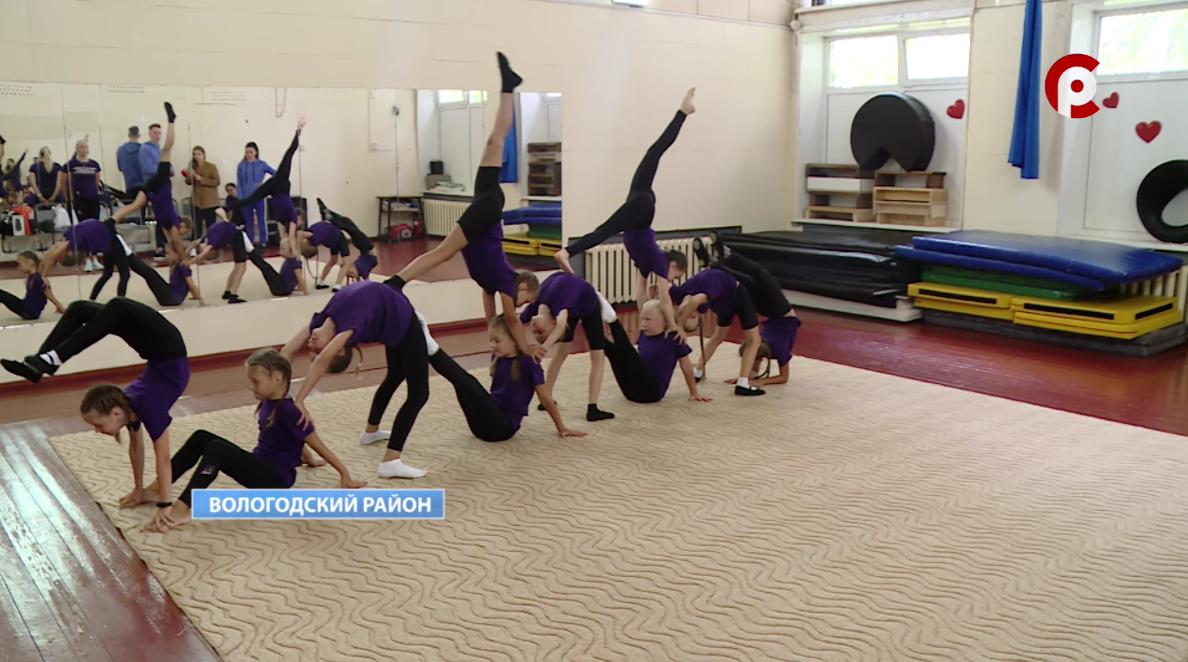 Акробатическая студия «Вертикаль» заняла три первых места на международном конкурсе в Туапсе