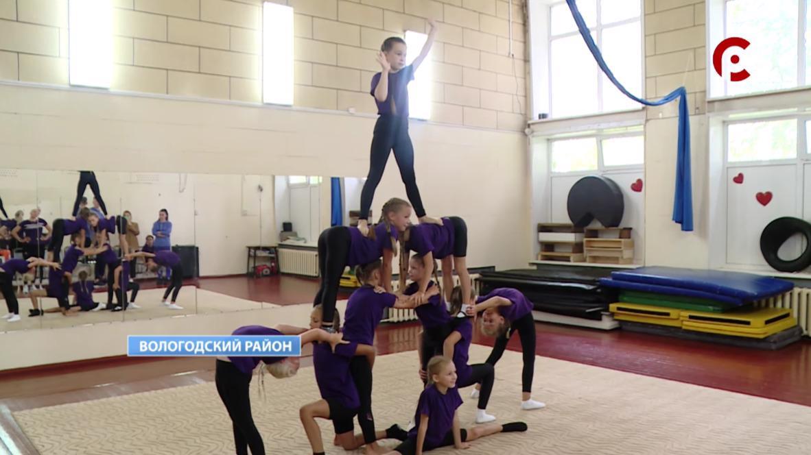 """Акробатическая студия """"Вертикаль"""" заняла три первых места на международном конкурсе в Туапсе"""