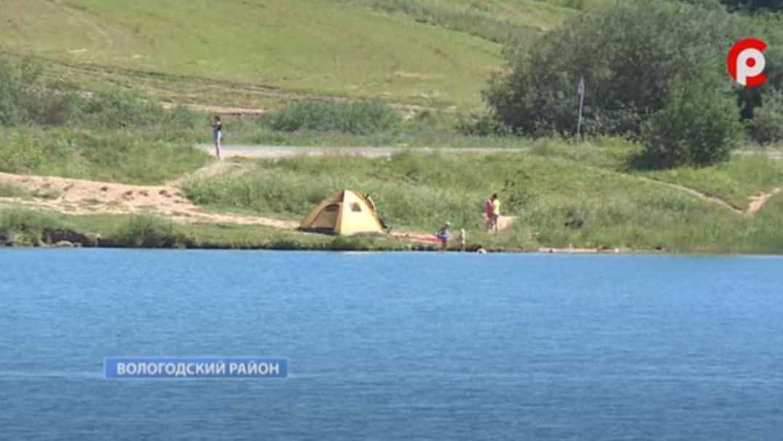 Пост для контроля за безопасностью купающихся откроют на Лисицынском карьере в Вологодском районе