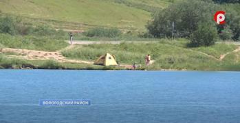 Лисицынский карьер — ещё одно популярное место для купания среди вологжан