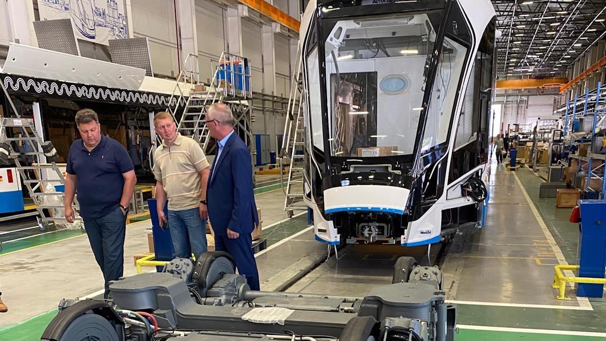 Отвечаем на пять вопросов о новых трамваях, которые ждет Череповец.