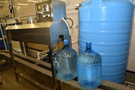 Минерализацию доводят до нормы — до 1 грамма минеральных солей на литр