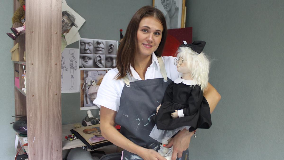 Авторская кукла как отдельный вид искусства