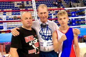 Вологодский спортсмен стал призером Кубка мира по савату
