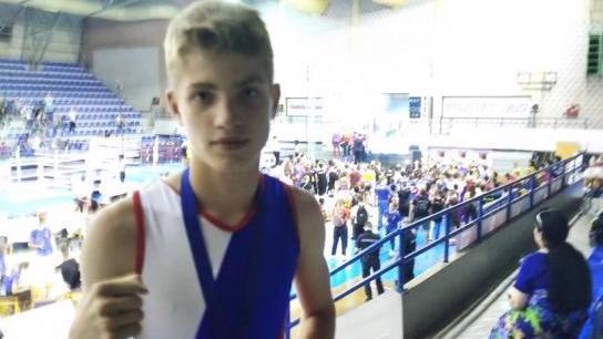 Артем Корепин - бронзовый призер Кубка мира по савату