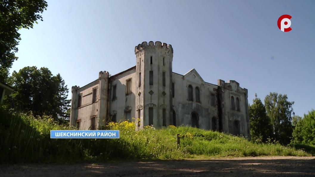 Где находится батюшковская тропа, и что делает европейский замок посреди вологодской деревни?