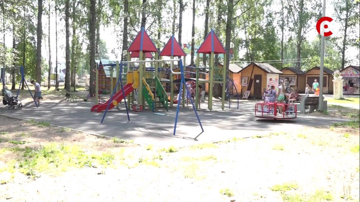Городской парк культуры и отдыха в Великом Устюге  ждет обновление