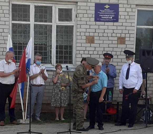 В честь Сергея Чумакова названа одна из улиц в поселке Новокемский