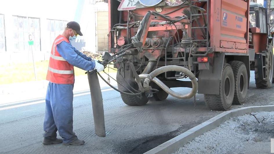 Восемь транспортных артерий ЧерМК этим летом отремонтируют капитально