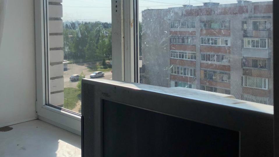1,5-годовалая девочка погибла, упав с 5 этажа в Вологде