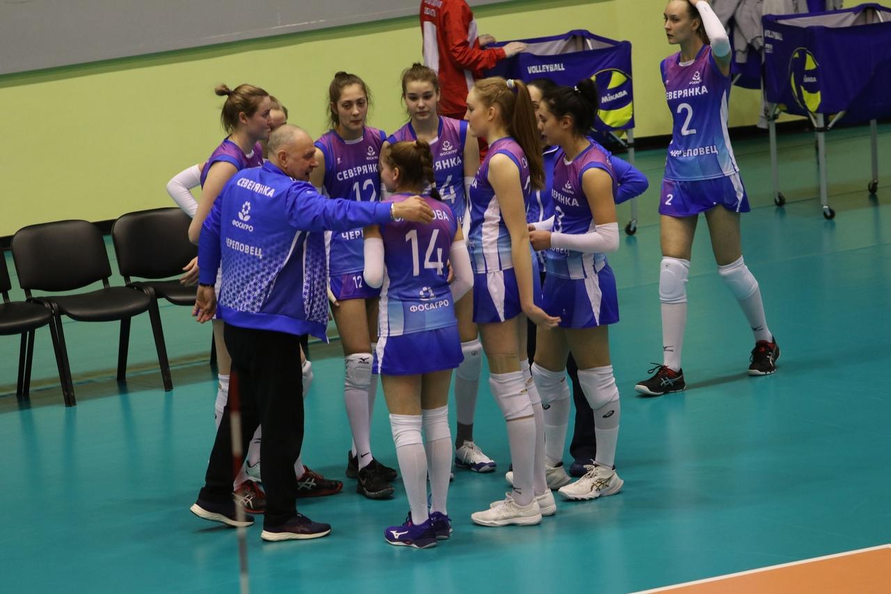 Интрига волейбольного лета – как в Высшей лиге «А» будет называться вторая команда Череповца.