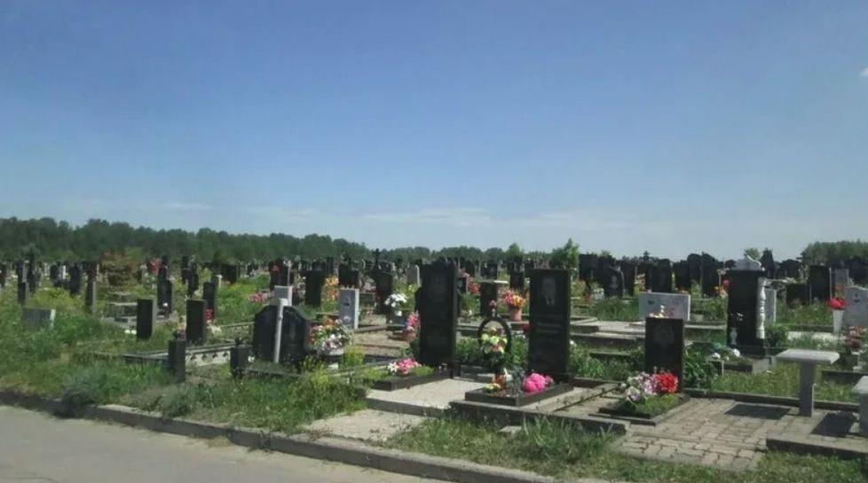 Карта кладбищ облегчит поиски могил умерших родственников
